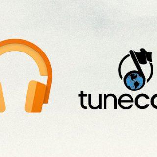 個人でもGoogle Play Musicで楽曲を配信できる!TUNECOREに登録するだけ!