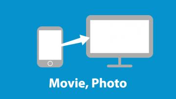 iPhoneからパソコンにサイズ大き目の動画や写真を送るのに一番手っ取り早い方法