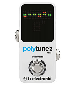 PolyTune2 mini / TC ELECTRONIC