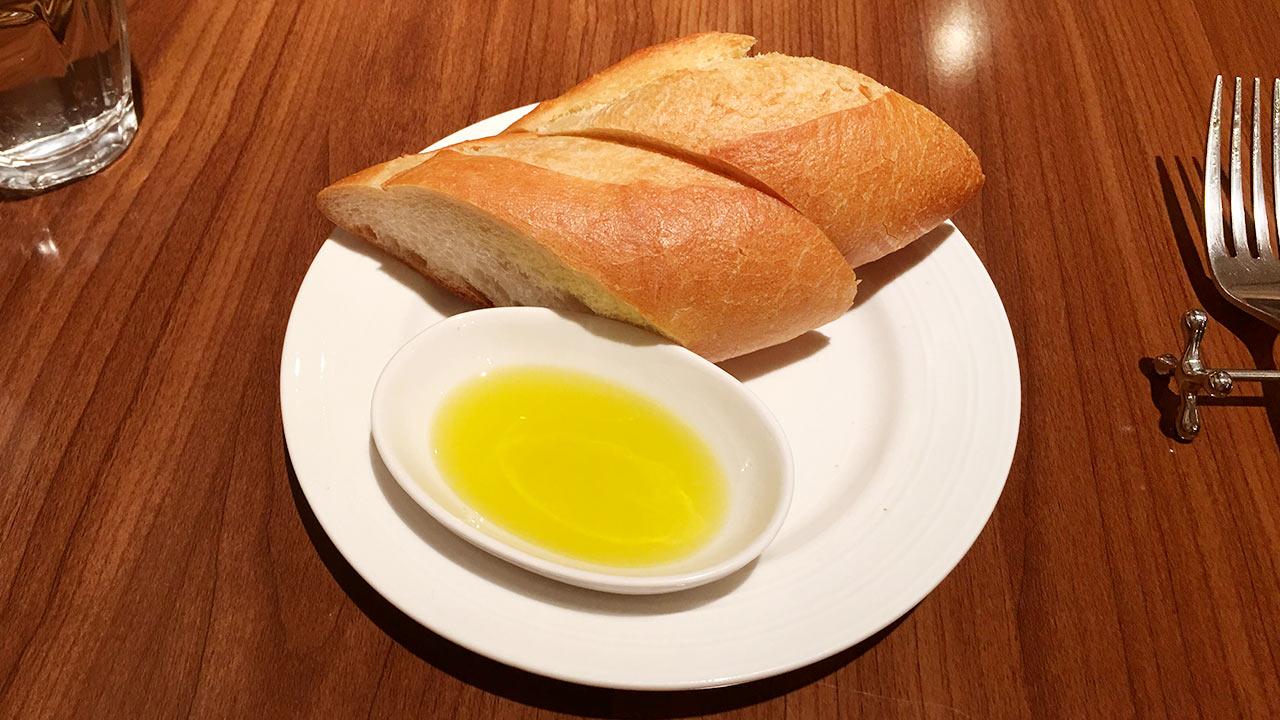 武蔵小山ガボットのパン