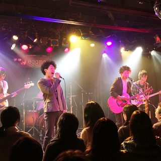 ALLaNHiLLZ(アランヒルズ)主催ハレルヤvol.37@渋谷eggmanにアマオトで出演!Swimyと月に吠える。とも共演しました!