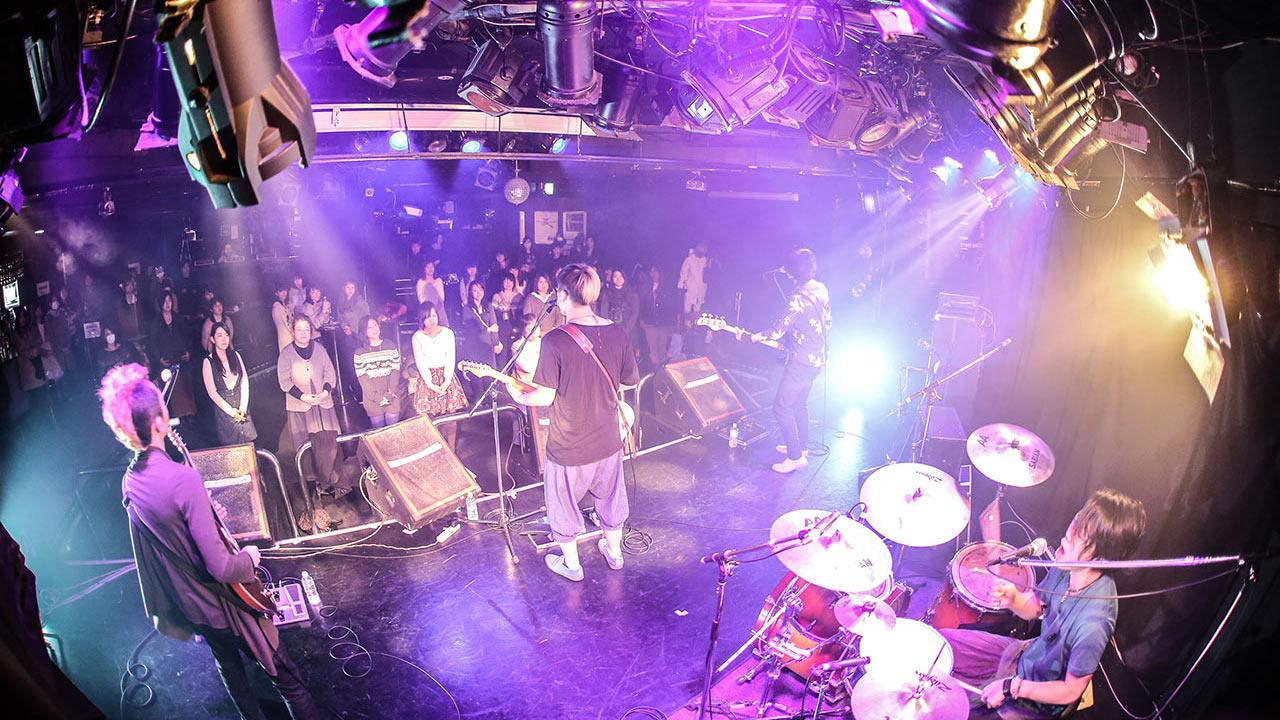 The Music Draws The Life Vol.14@渋谷eggmanにアマオトで出演してきました