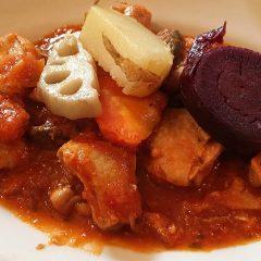 恵比寿にある「キッチンわたりがらす」でランチ!無農薬野菜を使った定食がうますぎる!