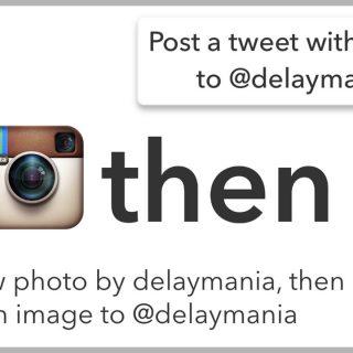 InstagramとTwitterを連携させて写真を表示させるように投稿する方法