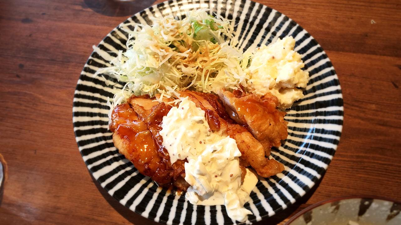渋谷のランチで定食食べたくなったら「802」が味も雰囲気も値段もいい感じ!