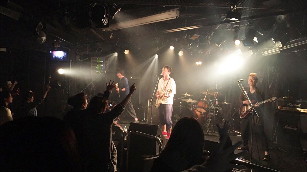 2016年4月12日Another Draw Story@渋谷eggmanにアマオトで出演してきました!