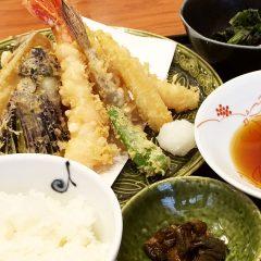 青砥にある天ぷら割烹「うさぎ」でランチ!天ぷら御膳が絶品でした!