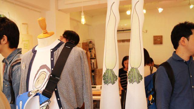 藤岡みなみの初個展「スーパースーパーマーケット展」@都立大学KOMPISに行ってきました