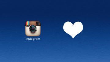 Instagramで自分がいいねした写真を見返す方法