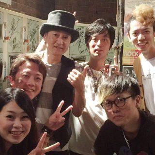 2016年7月8日渋谷eggmanでのアマオトのライブにてぱぴが復帰しました!