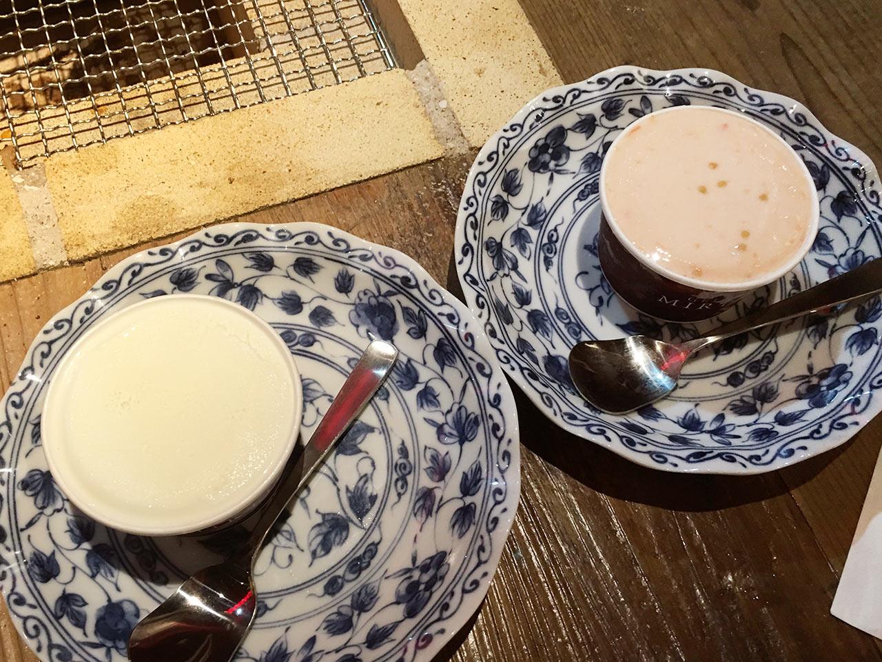 shinbashi-zenibako-bbq-desert02