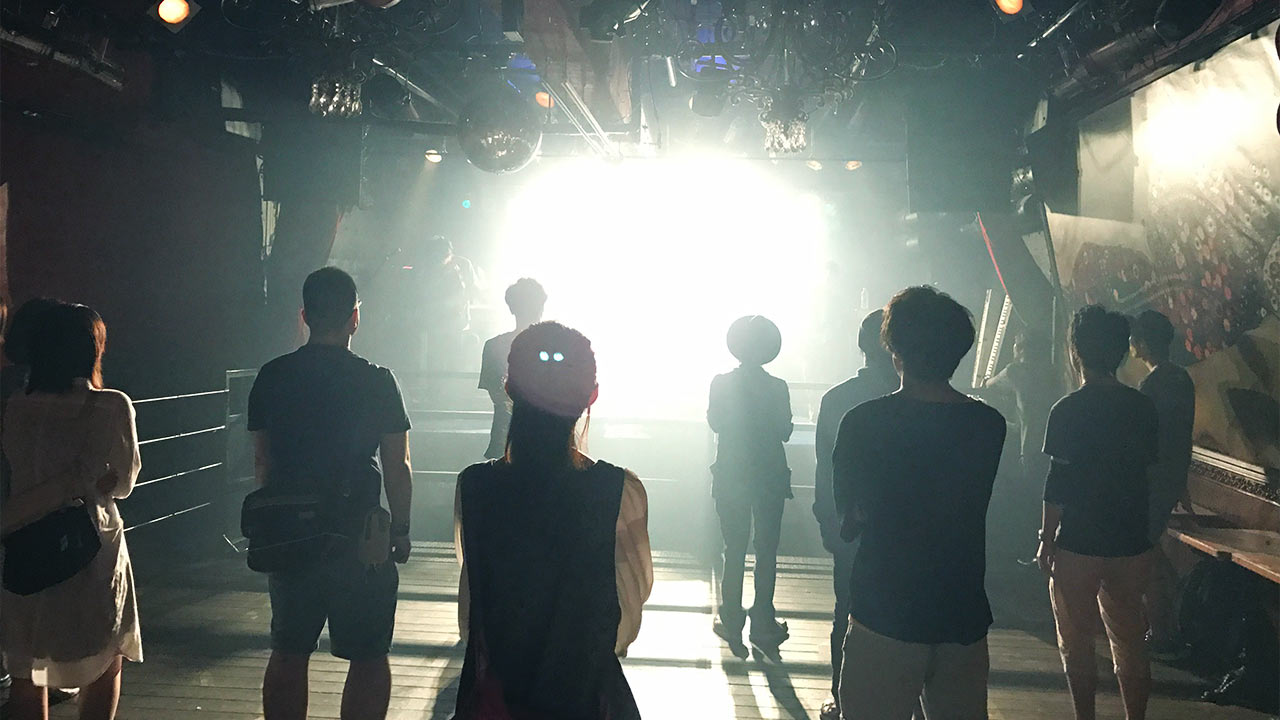 2016年9月29日渋谷スターラウンジにてアマオトのライブをやってきました!