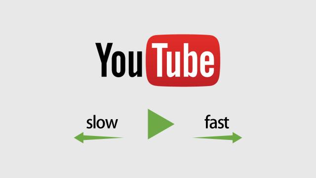 YouTubeでスロー再生や倍速再生をするには?再生速度を変更する方法!
