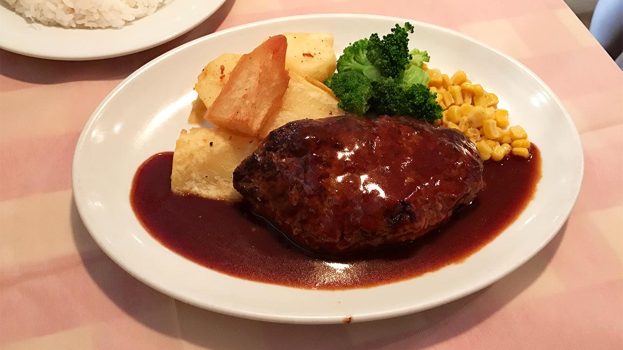 川崎のイタリアンTAVERNA Lou-Lou(タベルナ ルゥルゥ)でハンバーグランチ食べてきた!