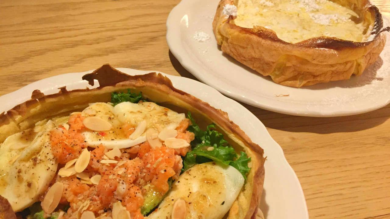 【閉店】原宿「オリジナルパンケーキハウス」のダッチベイビーはクセになる美味しさ!