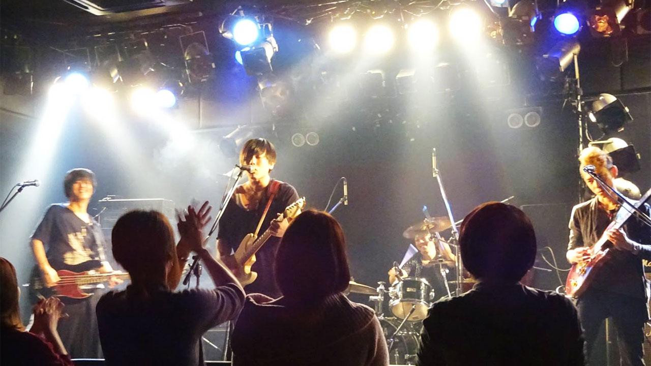 2016年12月29日西川口ハーツにてアマオト男4人バージョンのライブをやってきました!