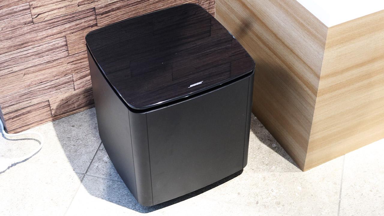 Bose SoundTouch 300 Soundbar対応のウーファー