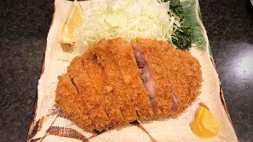 川崎の老舗とんかつ屋「とんQ」のロースカツ定食がうまかった!