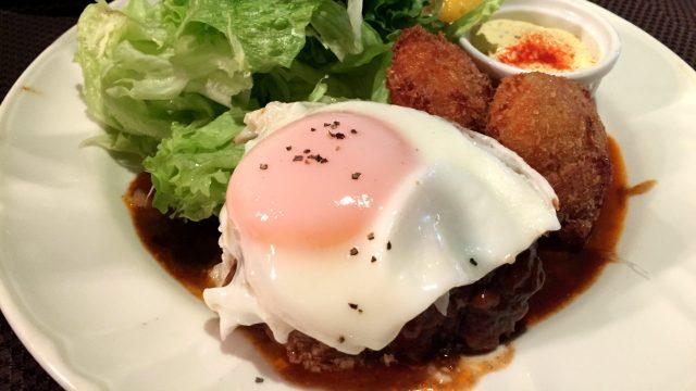 【18切符旅9】神戸といえば洋食!?人気店「クアトロ」でハンバーグランチ
