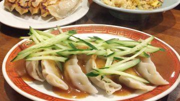 神保町は餃子も激選区!?「三幸園」の餃子2種&ボリューム満点中華でお腹いっぱいに!