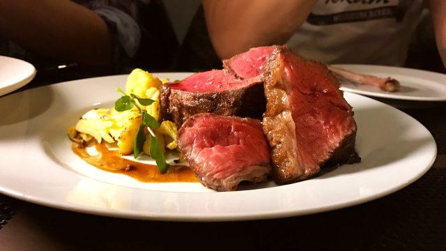 渋谷「オーガスタス」でダチョウやカンガルーの肉などのオーストラリア料理を堪能してきました!