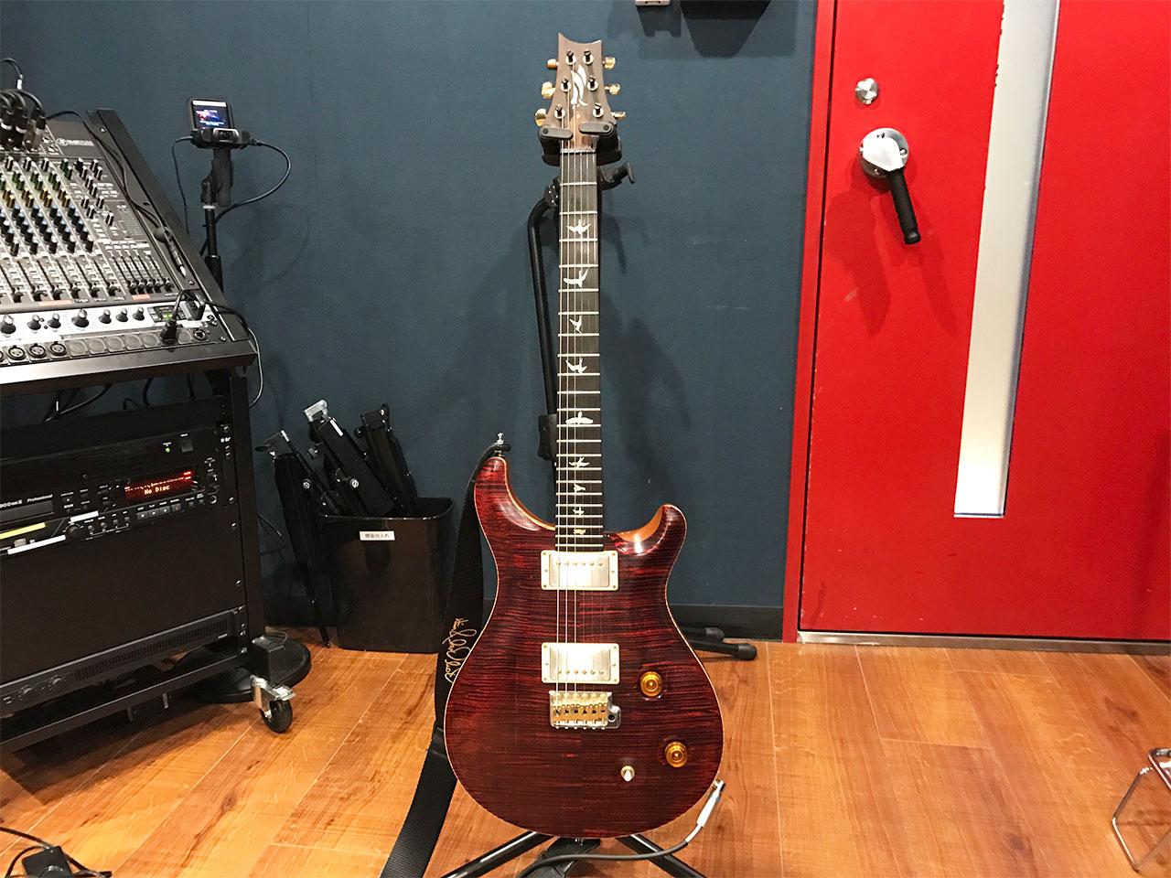 リハスタでギターのアンプ録りしたときのギター