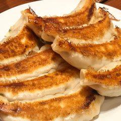 でかい餃子でおなじみの銀座「天龍」が餃子だけでなくどの料理もうまかった!