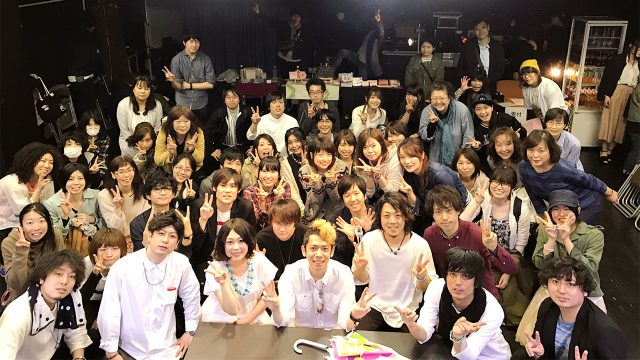 2017年4月22日「花柄ノ傘ヲ買ッタカラ」を開催!5thシングル「はな」のレコ発ライブとして大盛況でした!