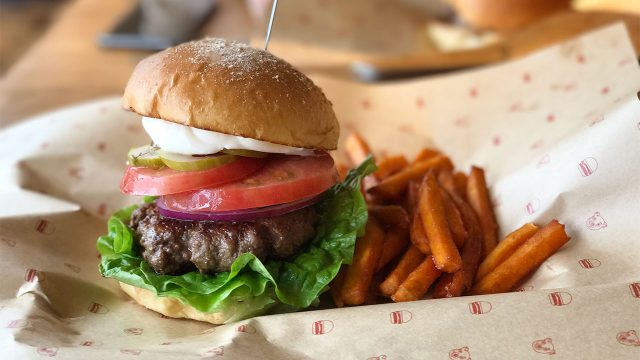 銀座「Bareburger(ベアバーガー)」のオーガニックなハンバーガーがうますぎる!