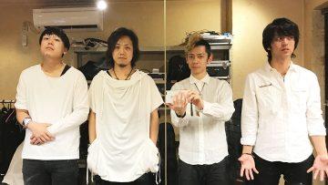 2017年5月11日西川口heartsでアマオトのライブをやってきました!ぱぴ欠席にて男4人バージョンでの出演でした!