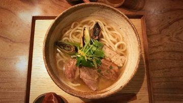 恵比寿の「うどん山長」のうどんが出汁も麺も最高にうまい!メニューも豊富!