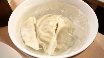 【閉店】不動前の餃子屋「大安」がリーズナブルでうまくて最高!皮がもちもちの餃子がたまらない!