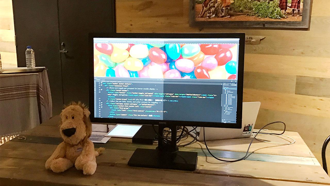 BenQのデザイナー向けディスプレイ「PD2700Q」体験イベントに参加してきました!【AD】