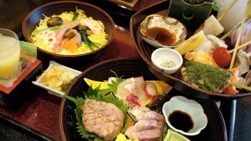【初夏の南房総ツアー1】館山でこれだけは食べておくべき!「波奈総本店」の「館山炙り海鮮丼」を実食
