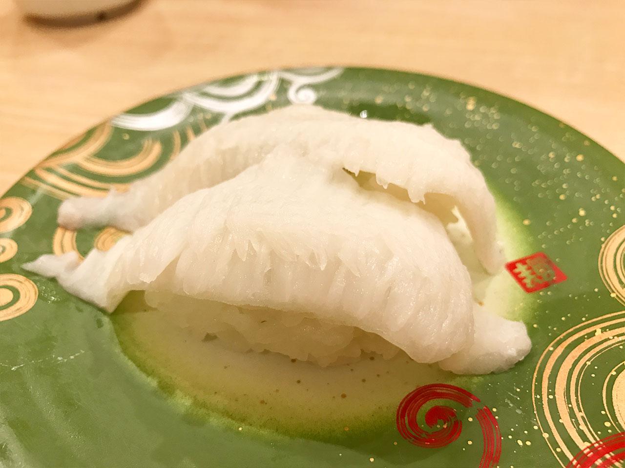 東京ソラマチ「トリトン」の寿司01