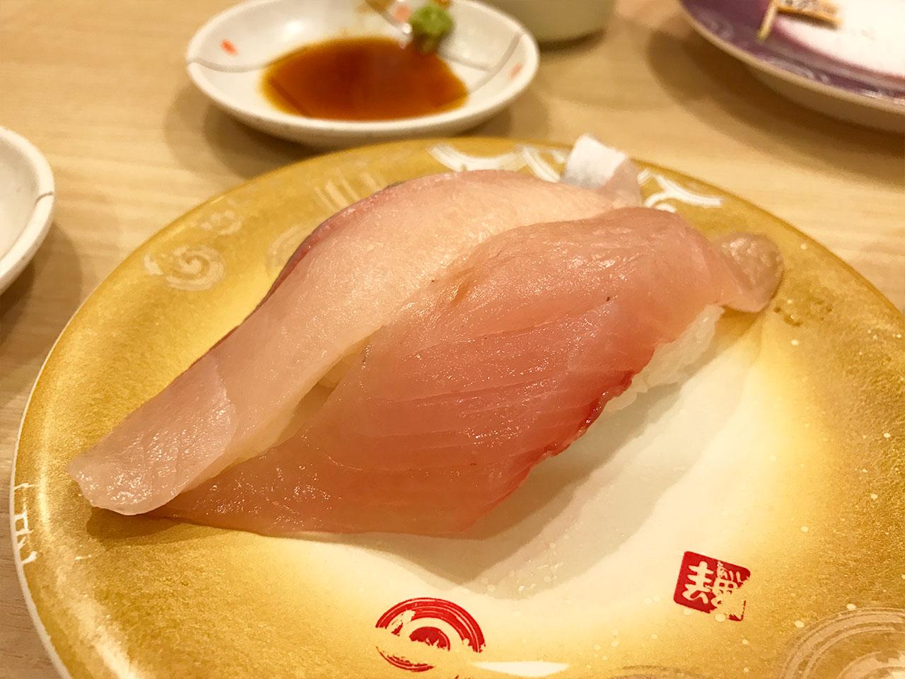 東京ソラマチ「トリトン」の寿司04