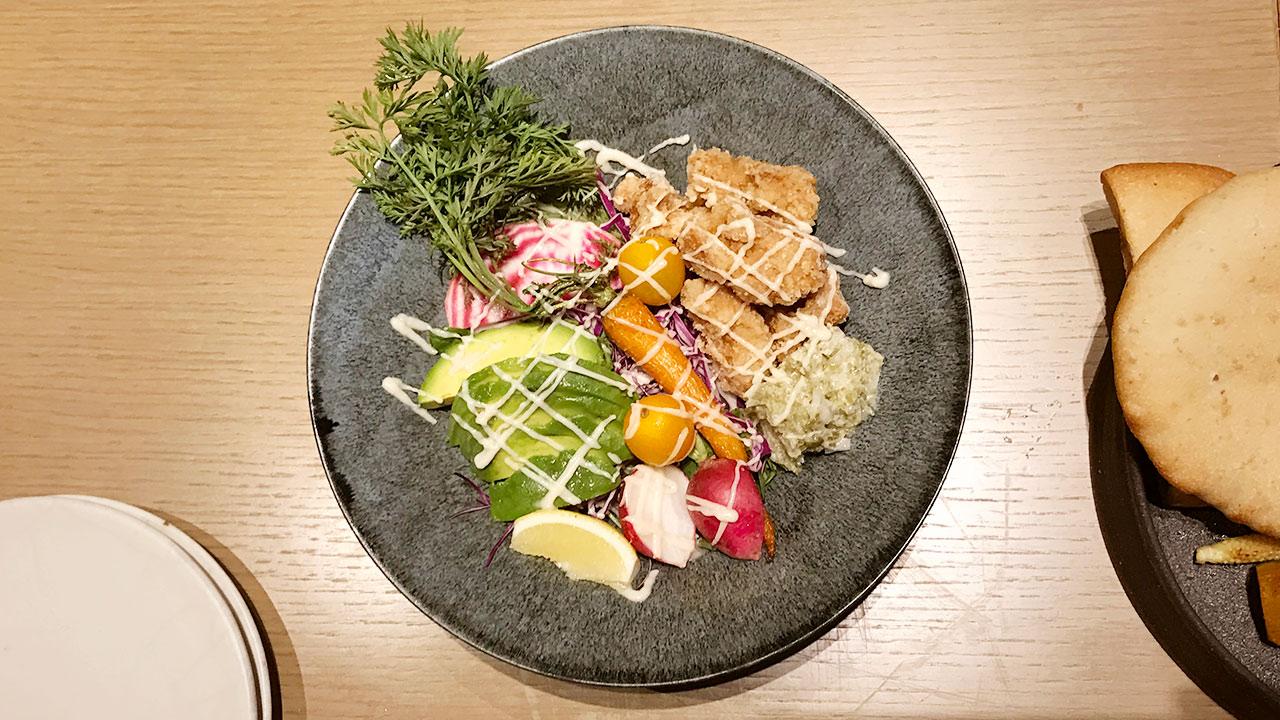 恵比寿のオーガニックレストラン「コスメキッチンアダプテーション」の料理がどれもうまかった!