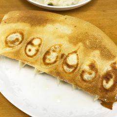 蒲田三大餃子の1つ「金春」の羽根つき餃子がうまい!皮が厚めで肉汁ほとばしる餃子でした!