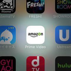 Amazonプライムビデオで配信されてるコンテンツやテレビ番組再放送で個人的に好きなものまとめ【2017夏】