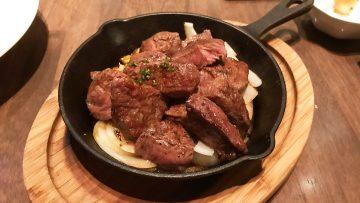 【閉店】西小山のビストロ「ミートクルセイダーズ」の肉料理がうますぎる!カレーも最高!