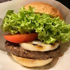 【閉店】南青山「ハラカラ。」のスタンダードなハンバーガーも最高のうまさでした!