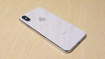 iPhone Xが届いたので触ってみた段階のレポ!Face IDもホームボタンがないのもいい感じ!