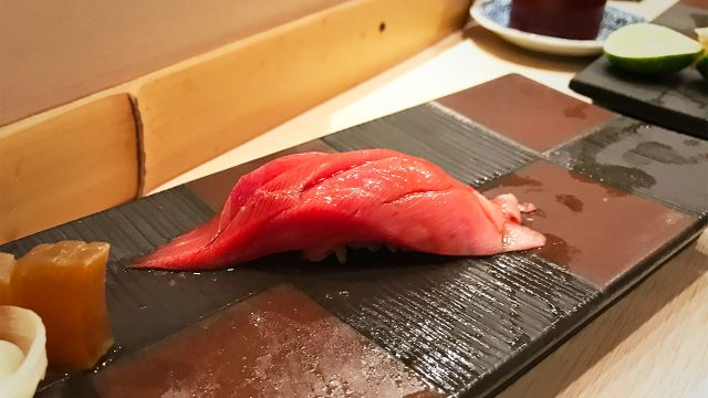 西小山の寿司屋「鮨綴(すしてつ)」が感動的なうまさ!伝統的な江戸前寿司を堪能してきました!