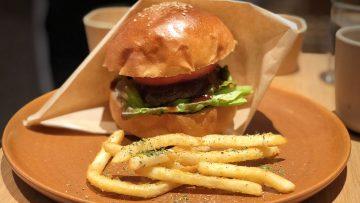 【閉店】GRAIN BREAD AND BREWのグレインバーガーがうまい!サンドウィッチ専門店の絶品ハンバーガーを食べてきました!