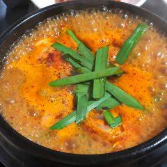 武蔵小山の韓国料理屋「釜山広場」のランチがうまくて安くてボリュームがあるという三拍子揃っててすごい