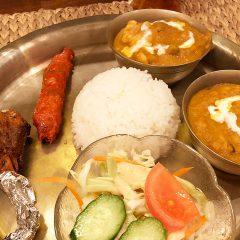 ネパール料理が楽しめる西小山の「バルピパル」のランチがボリュームがあってコスパが良くて最高!