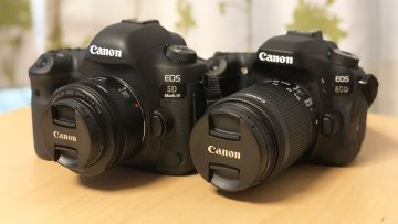 APS-Cサイズのカメラを使っている僕がフルサイズのカメラが欲しくなるまでの経緯