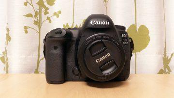 Canon EOS 5D Mark IVを購入!素人が撮った写真でも超綺麗で満足してます!