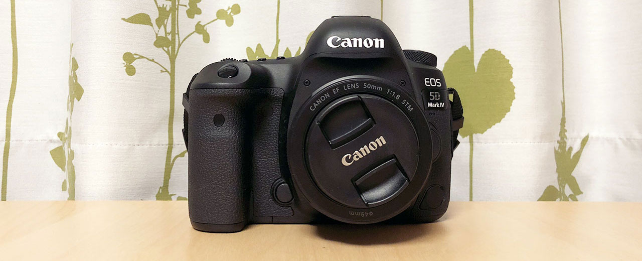 Canon EOS 5D Mark Ⅳ