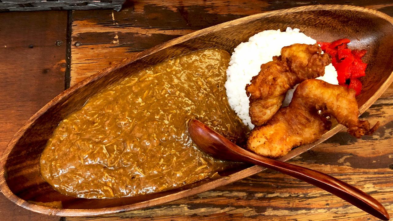 武蔵小山「黒之助」でワンコインランチ!チキンカレーや餃子定食が500円とは思えないおいしさ!